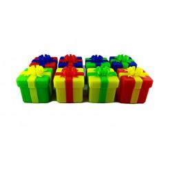 Geschenkbox mit LED-Kerze